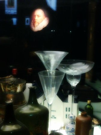House of Bols, the Cocktail & Genever Experience: Museum exhibit