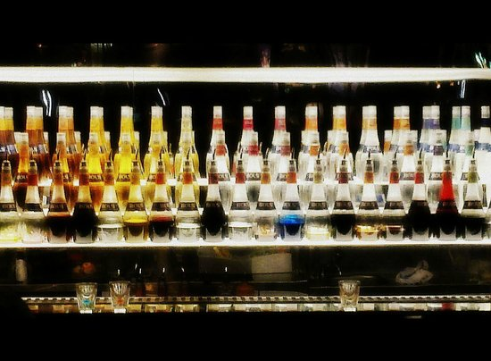 House of Bols, the Cocktail & Genever Experience: So many flavours!