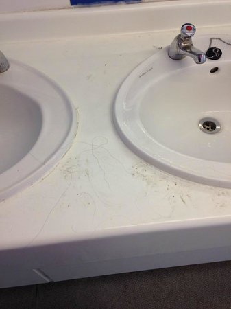 The Orchards Holiday Park - Haven: Dirty facilities