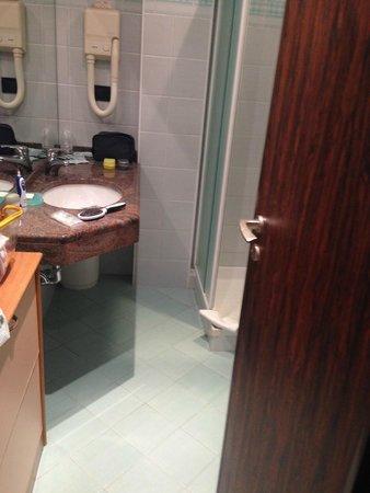 Hotel Classic: bagno
