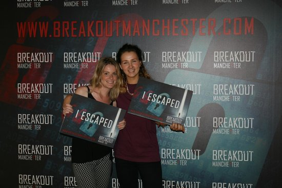 Breakout Manchester: The Virus room was so hard!