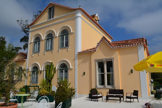 Hotel Nova Sintra: Hotel
