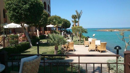 Three Corners Rihana Inn: Marina (hôtel Ocean View) vous pouvez aller y boire gratuitement