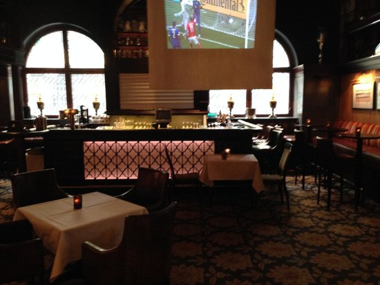 Hotel Bristol: bar