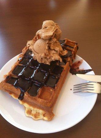 Royal Asarlik Beach: waffle
