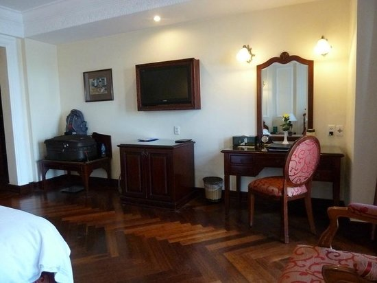 Hotel Majestic Saigon : номер