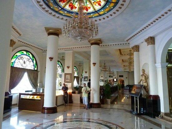 Hotel Majestic Saigon: первый этаж