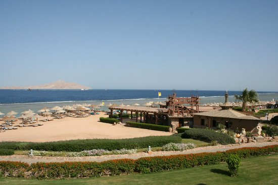 Sea Club Resort - Sharm el Sheikh: beach bar