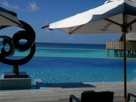 Lily Beach Resort & Spa : Pool