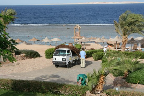 Sea Club Resort - Sharm el Sheikh: maintenence