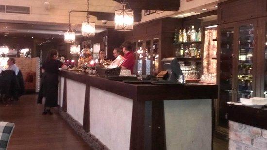 Original Sokos Hotel Olympia Garden: Bardisken