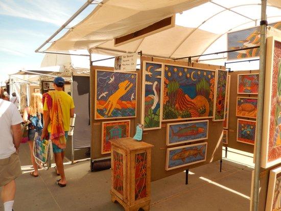 2014 Virginia Beach Boardwalk Art Show
