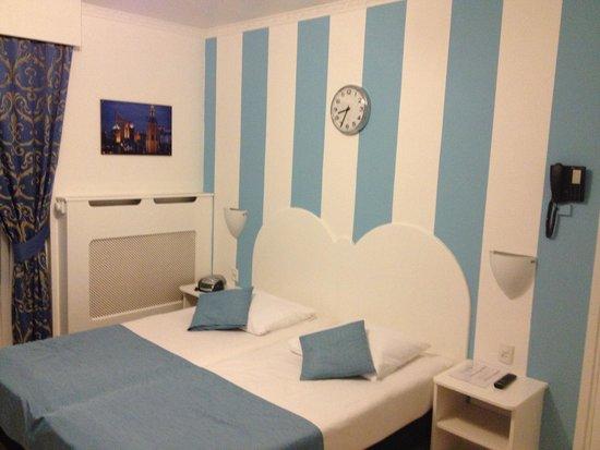 Hotel Mimosa: Kamer 10