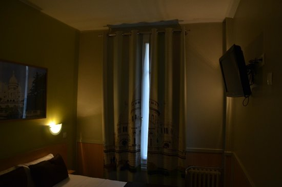 Hotel Glasgow Monceau: Room