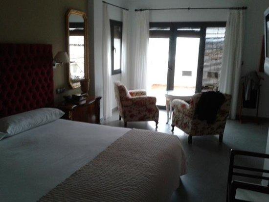 Hotel Balneario de Zújar- La Alcanacia: JuniorSuite num. 13