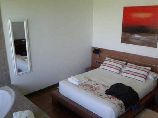 Hotel Balneario de Zújar- La Alcanacia: Suite del Balneario