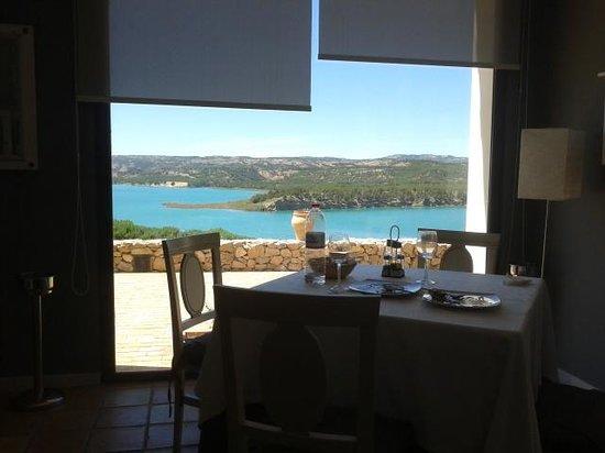 Hotel Balneario de Zújar- La Alcanacia: Restaurante