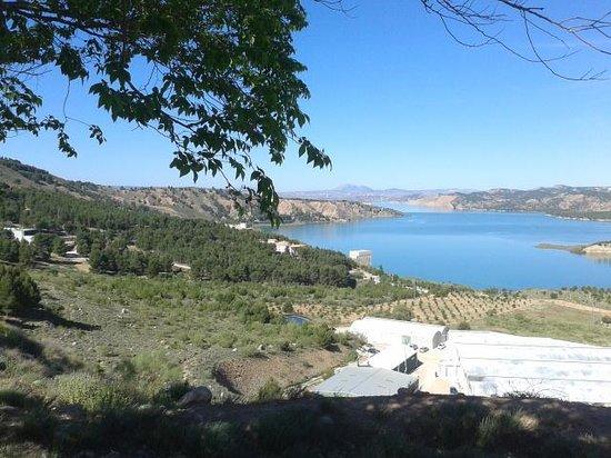 Hotel Balneario de Zújar- La Alcanacia: Paseo por los alrededores
