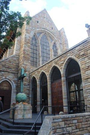Catedral de St. George (San Jorge): Fachada