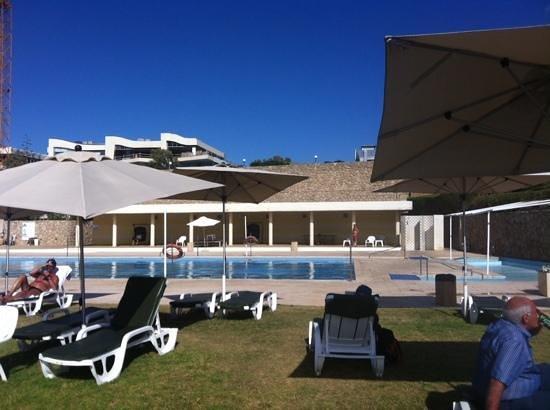 Sharon Hotel: бассейн