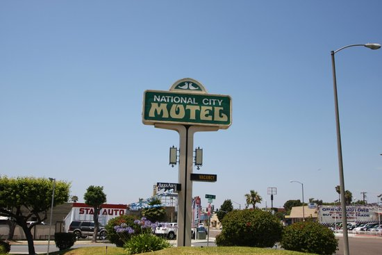 ‪National City Motel‬