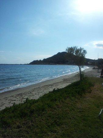 Alykanas Beach Apart-Hotel: view from pool