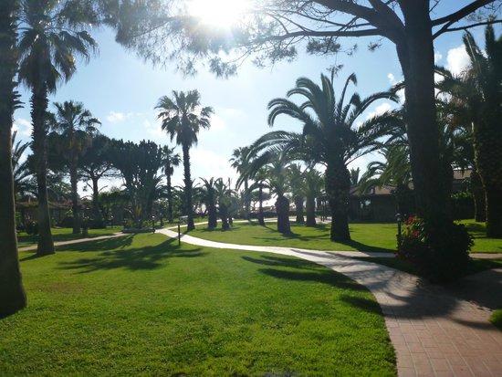 Villaggio Club Baia del Sole: Aussenanlage