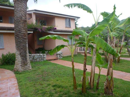 Baia del Sole Resort: Aussenanlage