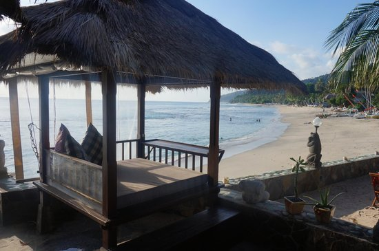 Puri Mas Boutique Resort & Spa: plage