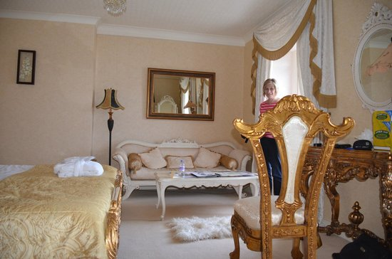 La Haule Manor: Wife, very pleased with the room