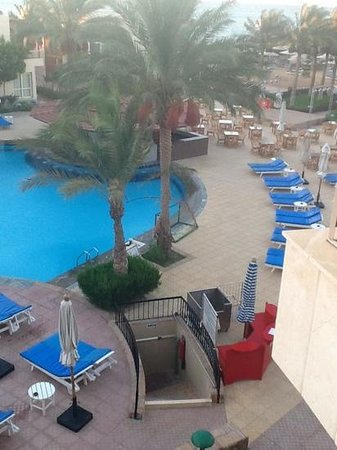 Sea Star Beau Rivage : from the room
