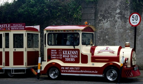 Kilkenny City Tours: Kilkenny Road Train