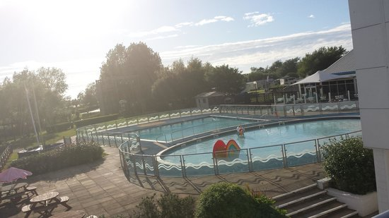 Burnham on Sea Holiday Park - Haven: Outdoor pool
