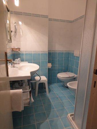 Park Hotel Silemi: baño