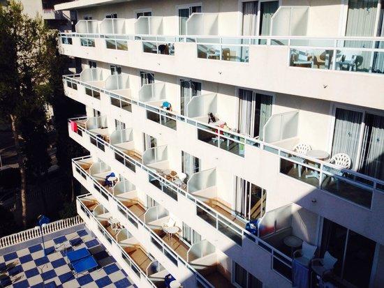 Santa Monica Playa: Отель Санта Моника