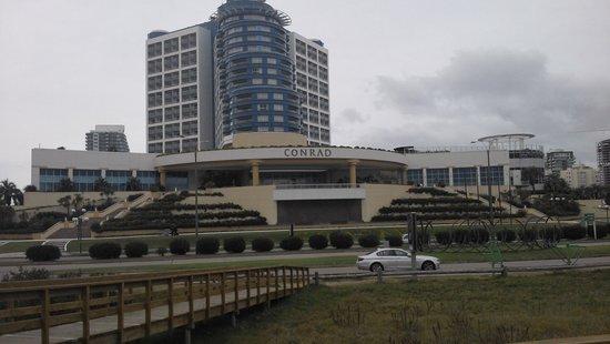 Conrad Punta del Este Resort & Casino: Hotel