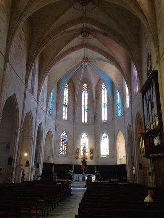 Cathedral Ciudadela: Cathedral menorca