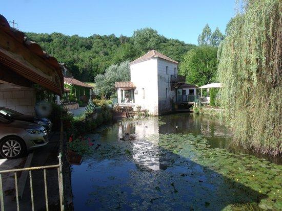 Le Moulin De Vigonac: The Mill