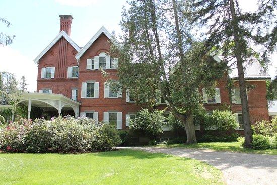 Marsh - Billings - Rockefeller National Historical Park : Mansion