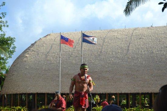 Polynesian Cultural Center : Samoa