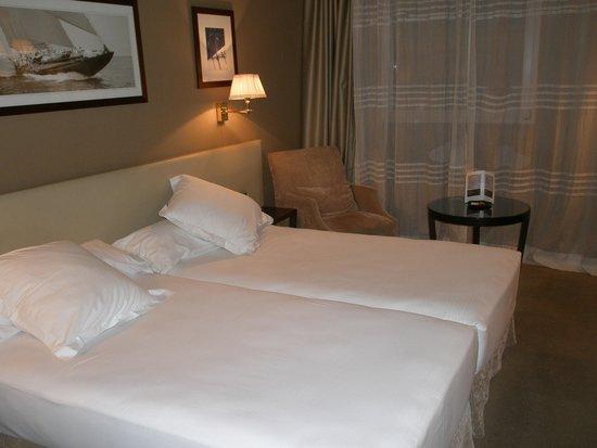 Hotel Conqueridor: habitacion