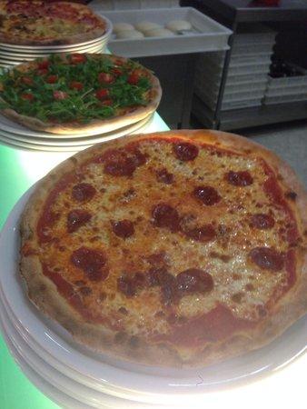 Quadrifoglio: Pizza a