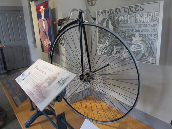 Dayton Aviation Heritage National Historical Park: Old Bicycle