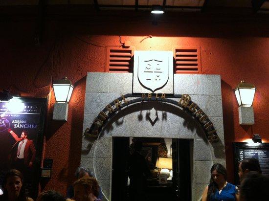 Corral de la Moreria : Entrance