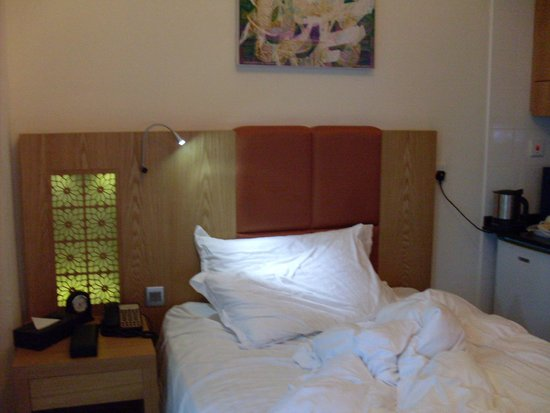 Tamani Hotel Marina: Номер для одного-двоих гостей - 12 кв.метров