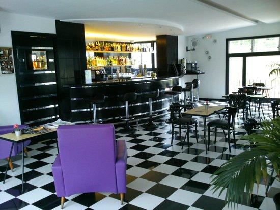 Hotel Eetu: loved the sixties bar!