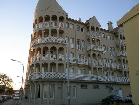 AC Hotel La Linea: fachada
