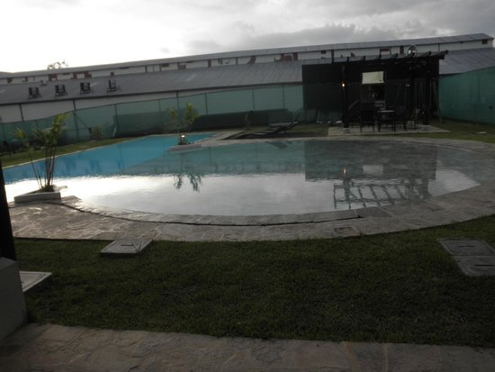 Hotel Luisiana : the pool