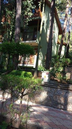 Marmaris Park: Our room 125 :-)
