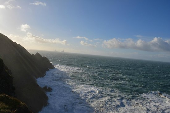 Kerry Cliffs: another side of the Cliffs